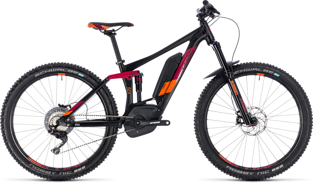 cube sting hybrid 140 race 500 275 blacknberry 2018